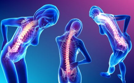 Treatments for women with back pain in Derby
