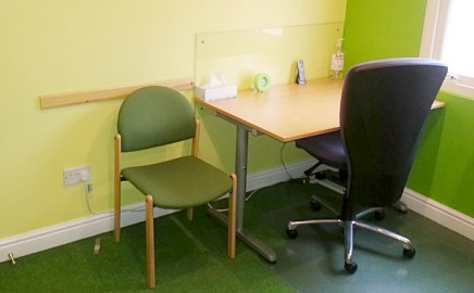 Doctors consulting rooms for hire