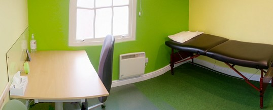 Medical consulting room rental in Derby