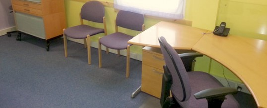 Room rental in Derby for Doctors