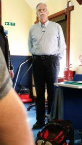 Dr Stuart McGill