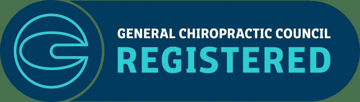 General Chiropractic Council Registered Chiropractors (GCC) in Derby