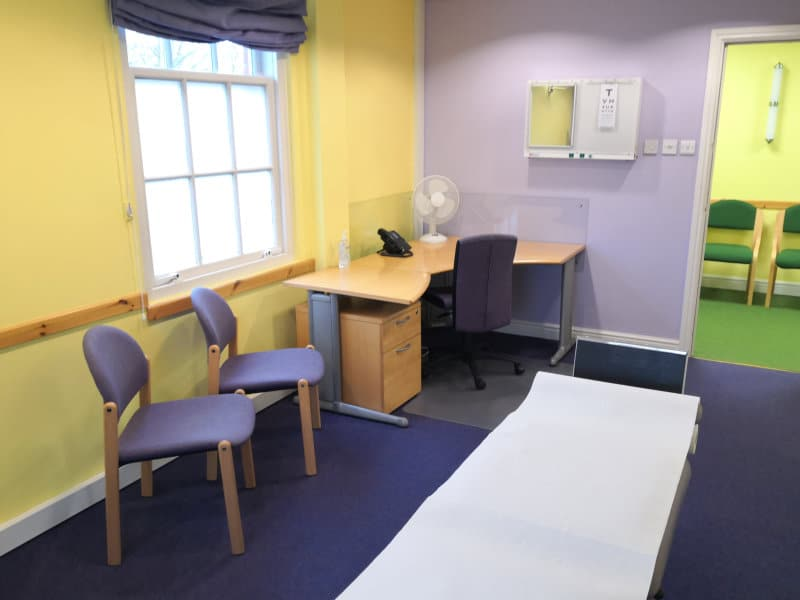 Doctor room hire in derby