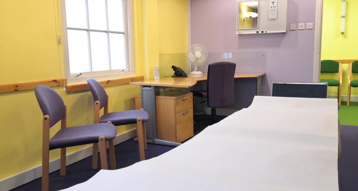 medical consulting room for rental in derby